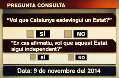 Avà chì si passa in Catalogna ?