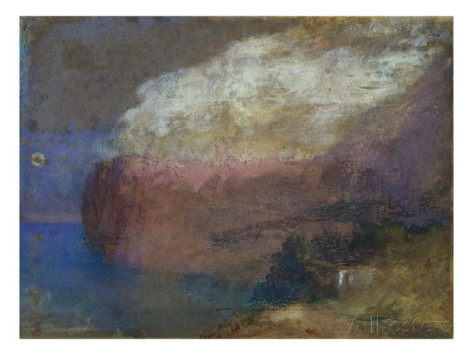 A Corsica vista da u pittore Turner