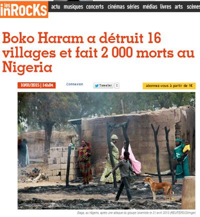 In tantu, à u Nigeria...