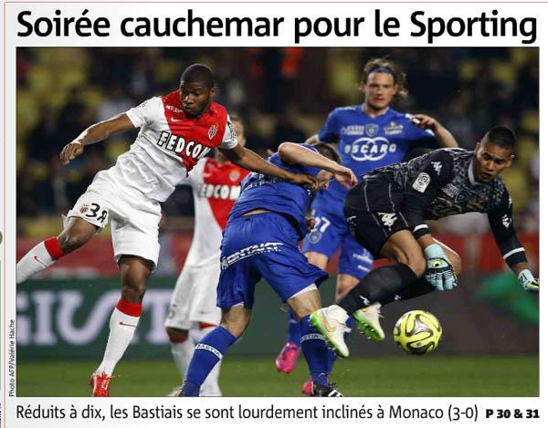 """Sporting: A dicisione di a federazione, """"ça fout les ch'tons"""""""