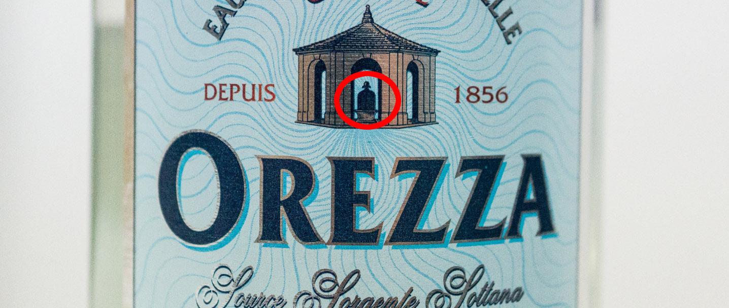 Ma chì face Dark Vador nant'à e buttiglie d'Orezza ?