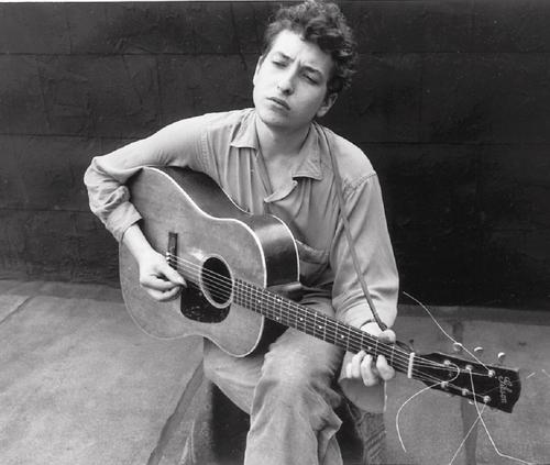Bob Dylan in Tavagna