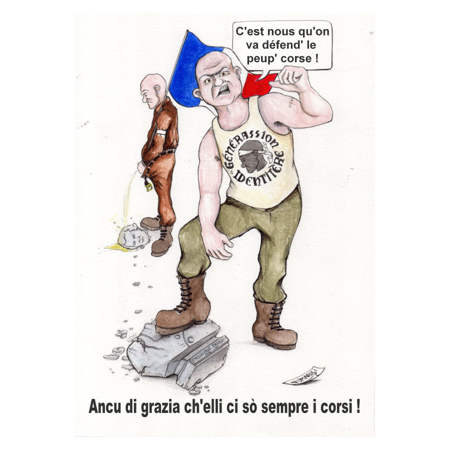 "Eccu i ""néo-fachos-corsicos"""