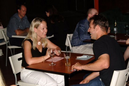 CORSICAN SPEED DATING…