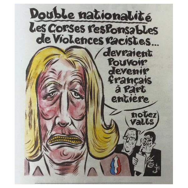 """""""Déchéance de nationalité"""" : è in Corsica ?"""