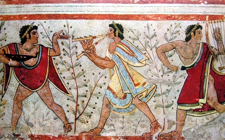 Corsica è Etruria, una storia antica