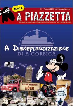 A Piazzetta nùmeru 14, auturnu 2012