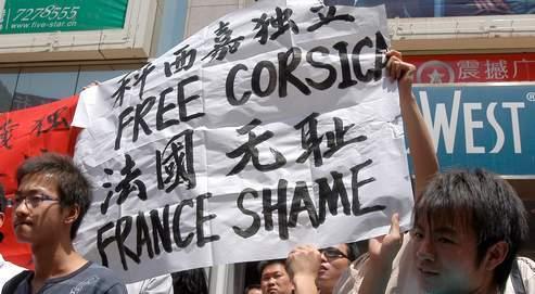 corsica, chinesi, china, francia, france, libertà, freedom, free, image, ritrattu,
