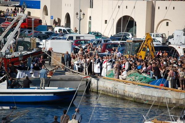 A prucessione di u Cristu Negru in Bastia