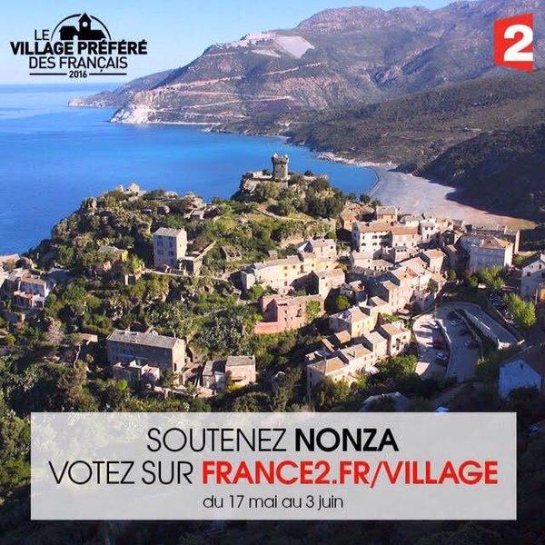 """È qualessu serà u """"village préféré des Corses"""" ?"""