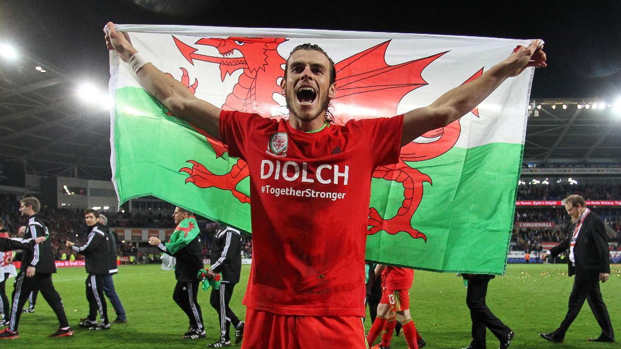 Attenti à l'Inglesi, Gareth Bale hè in gamba