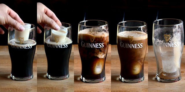 Irish Car Bomb: u cocktail micca tantu Charlie per smintincà a disfatta irlandese