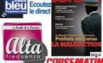 A Corsica, a Pulitica è i Media...