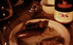 Una serata Beaujolais-Figatellu