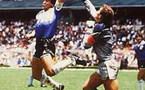 I Scuzzesi ringrazianu à Maradona... per avè eliminatu l'inglesi in 1986