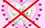 10 ragioni d'ùn micca celebrà a Saint-Valentin