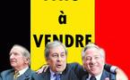 Mandà i nostri pulitichi in Bèlgica ?