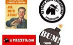 Cumprate i stickers A Piazzetta !