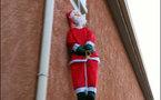 Pè Babbu Natale dinù, hè a crisa...