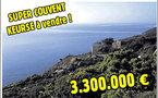 Quale s'hà da cumprà un cunventu à 3 milioni d'€ ?