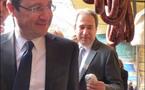 Hollande s'era lasciatu à Rocard in casa