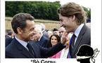 Sarkozy ci ramenta a so cursitutine