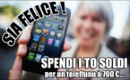 Chì n'ai da fà di l'iPhone 5 !