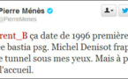 E panette di Michel Denisot