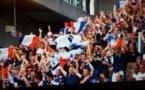 Chì sanzione per l'omu à a bandera corsa in u kop francese ?