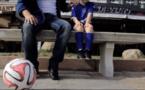 U clip (in corsu) di presentazione di a maglia nova di u Sporting