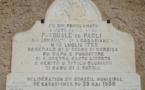 U 14 lugliu à u cunventu Sant'Antone di A Casabianca