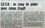 Cruyff hè guasi venutu in Bastia