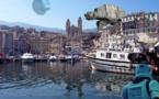 Bastia : si pudia vede a Stella di a Morte sta mane