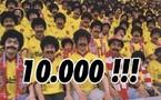 10.000 visite di maghju nant'à A Piazzetta !