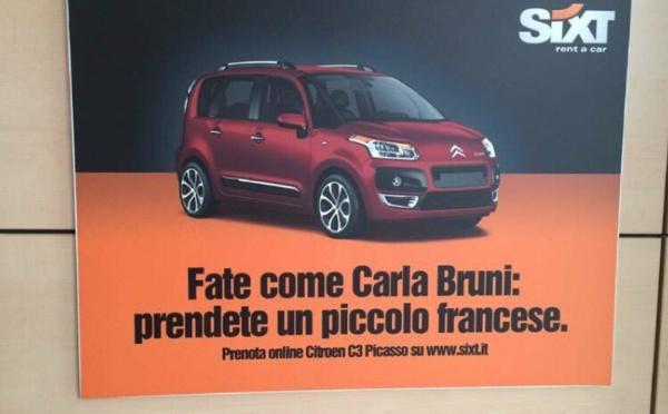 I publicitarii taliani sò magagnoni anch'elli...