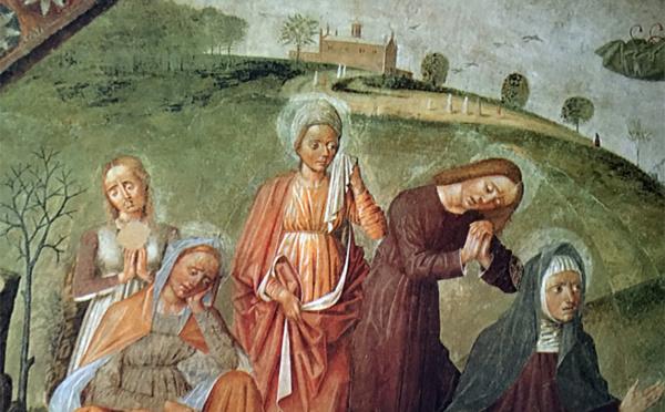Cunniscite à Nicolò Corso, u più grande pittore corsu ?