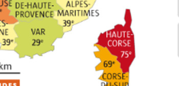 Ecologia: a Corsica merita un calciu in culu!