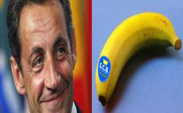 A banana di Sarkozy