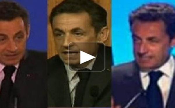 """Sarkozy cunnosce u """"copié-collé"""""""