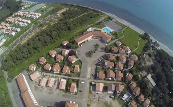 A Corsica, campione di Francia pè e residenze segundarie