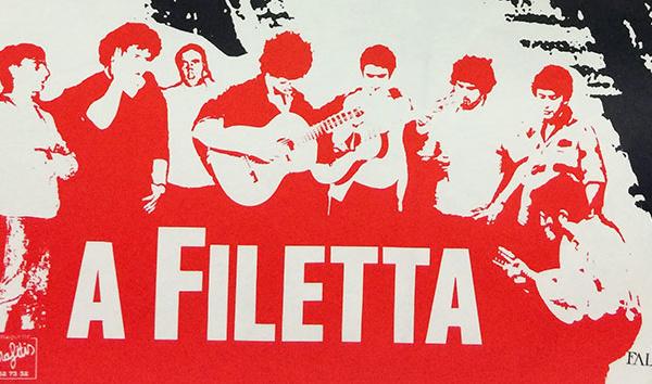 A Filetta hà 40 anni