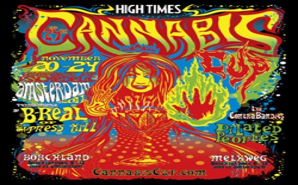 A Corsica hè rapresentata à a Cannabis Cup