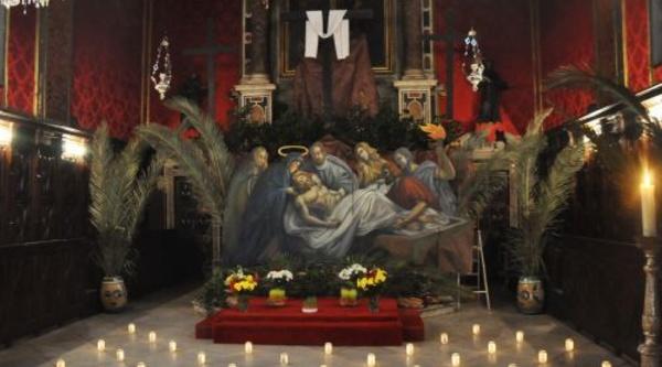 Tradizioni di a Settimana Santa in Bastia