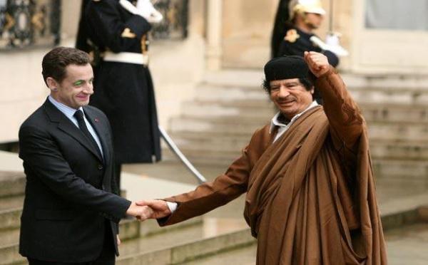 Sarkozy è Kadhafi : di sangue corsu ?