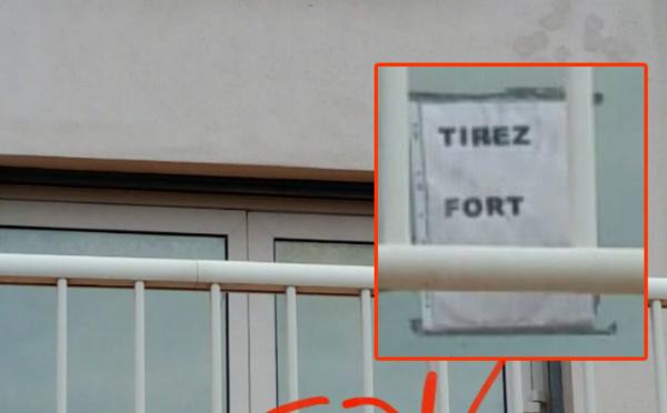 """""""Tirate forte"""" nant'à a gendarmeria"""